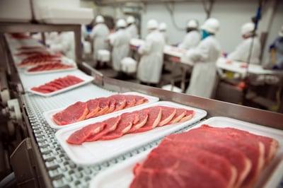 AMT protein thin steaks